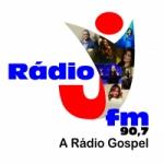 Logo da emissora Rádio J FM
