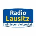 Logo da emissora Lausitz 107.6 FM