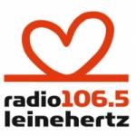 Logo da emissora LeineHertz 106.5 FM