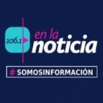 Logo da emissora En La Noticia Radio 106.1 FM