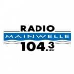 Logo da emissora Mainwelle 104.3 FM