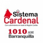 Logo da emissora Radio Sistema Cardenal AM 1010