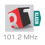 Logo da emissora Radio Tirana Klasik 101.2 FM