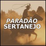 Logo da emissora Rádio Paradão Sertanejo