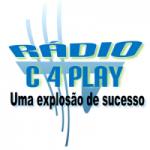 Logo da emissora Rádio C 4 Play