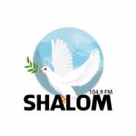 Logo da emissora Shalom FM