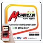 Logo da emissora Web Rádio Mover Da Fé