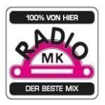 Logo da emissora MK 92.5 FM