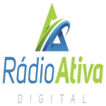 Logo da emissora Rádio Ativa Digital