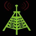 Logo da emissora Rádio Web FM