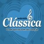 Logo da emissora Rádio Clássica