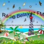 Logo da emissora Rádio Bela Voz FM