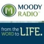 Logo da emissora WRNF 89.5 FM Moody Radio