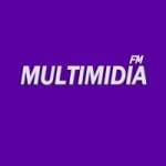 Logo da emissora Rádio Multimídia FM