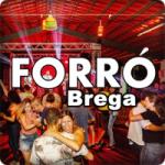 Logo da emissora Rádio Forró Brega
