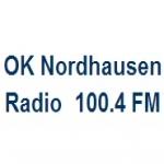 Logo da emissora OK Nordhausen 100.4 FM