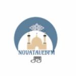 Logo da emissora Rádio Novata Ueb FM