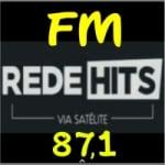 Logo da emissora Rede Hits Via Satélite