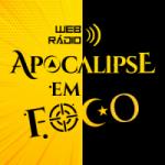 Logo da emissora Apocalipse em Foco