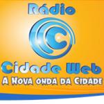 Logo da emissora Rádio Cidade Web Quiriónopolis
