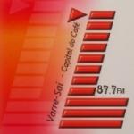 Logo da emissora Rádio Líder 87 FM
