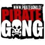 Logo da emissora Pirate Gong
