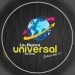 Logo da emissora Radio La Nueva Universal 102.5 FM