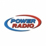 Logo da emissora Power Radio 91.8 FM