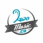 Logo da emissora Two Music Radio