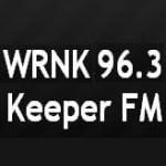 Logo da emissora WRNK 96.3 FM