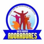 Logo da emissora Web Radio Adoradores