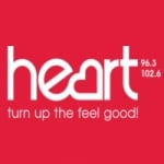 Logo da emissora Radio Heart Essex 96.3 FM