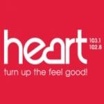 Logo da emissora Radio Heart Kent 103.1 FM