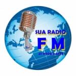 Logo da emissora Sua Rádio FM
