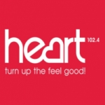 Logo da emissora Radio Heart Norfolk and North Suffolk 102.4 FM