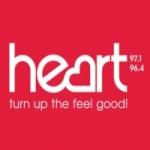 Logo da emissora Radio Heart Northampton 96.6 FM