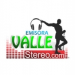 Logo da emissora Valle Stereo Radio