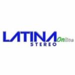 Logo da emissora Latina Stereo Online