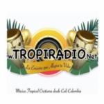 Logo da emissora Tropiradio Net