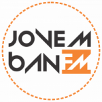 Logo da emissora Rádio Jovem Ban Fm