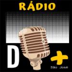 Logo da emissora Rádio Dmais