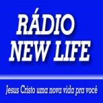 Logo da emissora New Life Rádio