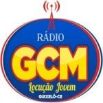 Logo da emissora Rádio GCM