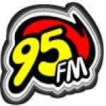 Logo da emissora Rádio Luz No Vale 95.1 FM