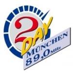 Logo da emissora 2Day 89.0 FM