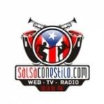 Logo da emissora Salsa Con Estilo