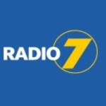Logo da emissora Radio 7 101.8 FM