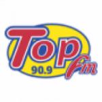 Logo da emissora Rádio Top 90.9 FM
