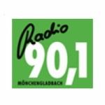 Logo da emissora Radio 90.1 FM