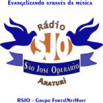 Logo da emissora Rádio São José Operário do Araturi